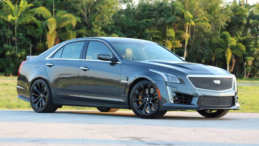 Cadillac CTS Production Ends As CT5 Production Gets Ready To Begin