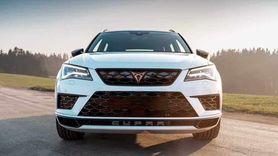 ABT Modifiyeli Cupra Ateca