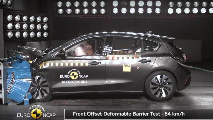Ford dévoile les coulisses de la sécurité de la nouvelle Focus