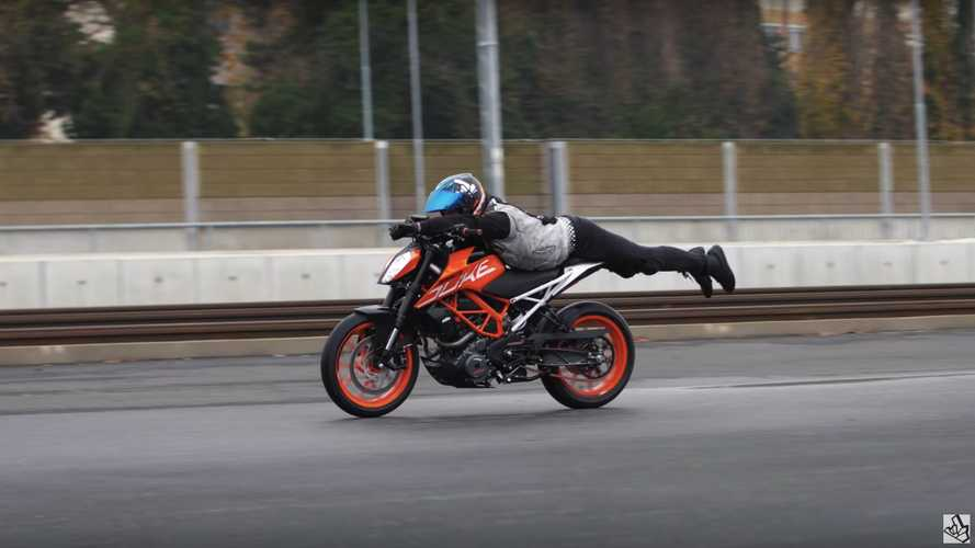 Rocking Riders: One Wheel Up With Rok Bagoros