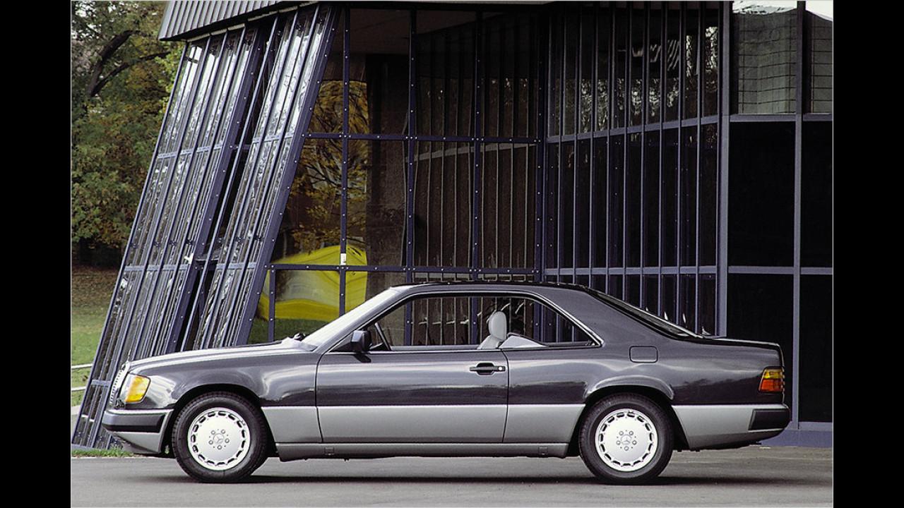 Mercedes W 124 Coupé