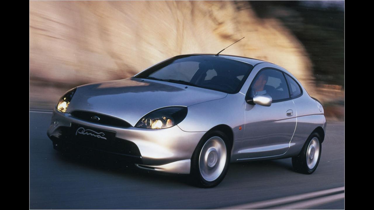 Ford Puma (1997)