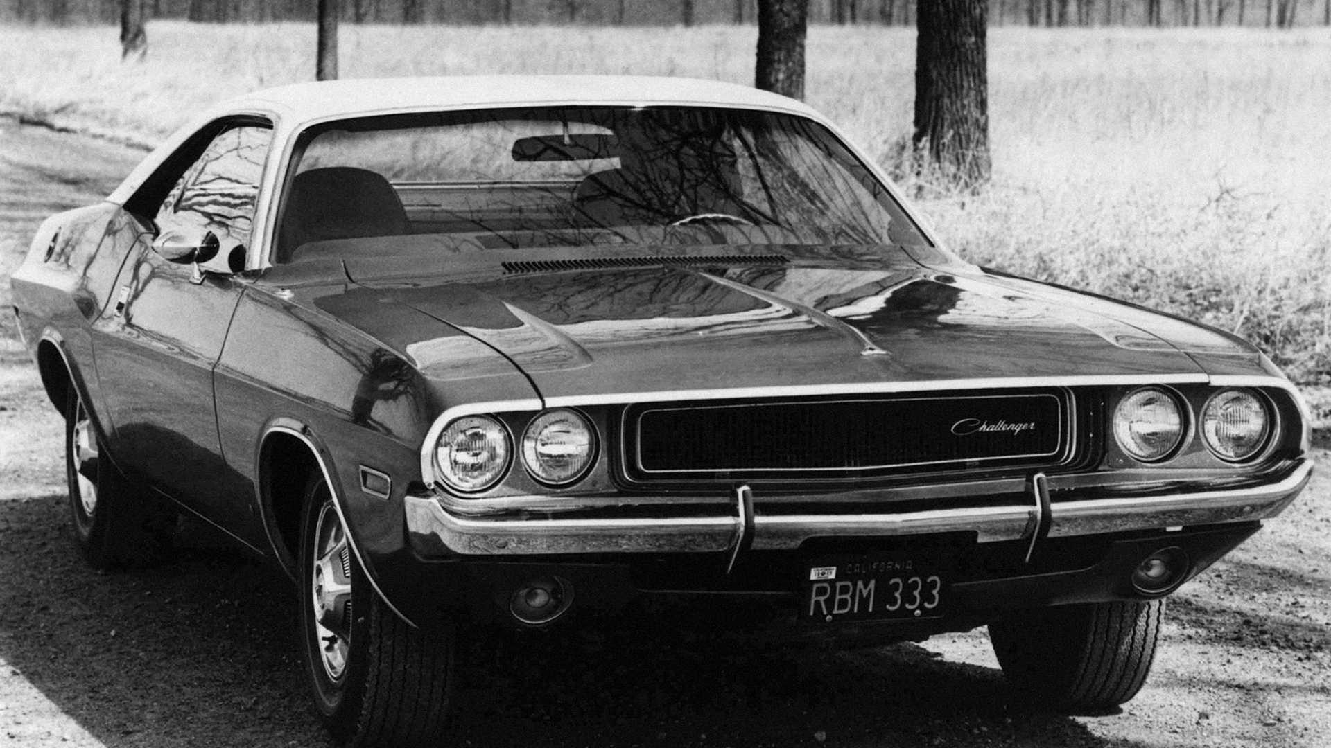 Classic Ads 1970 Dodge Challenger