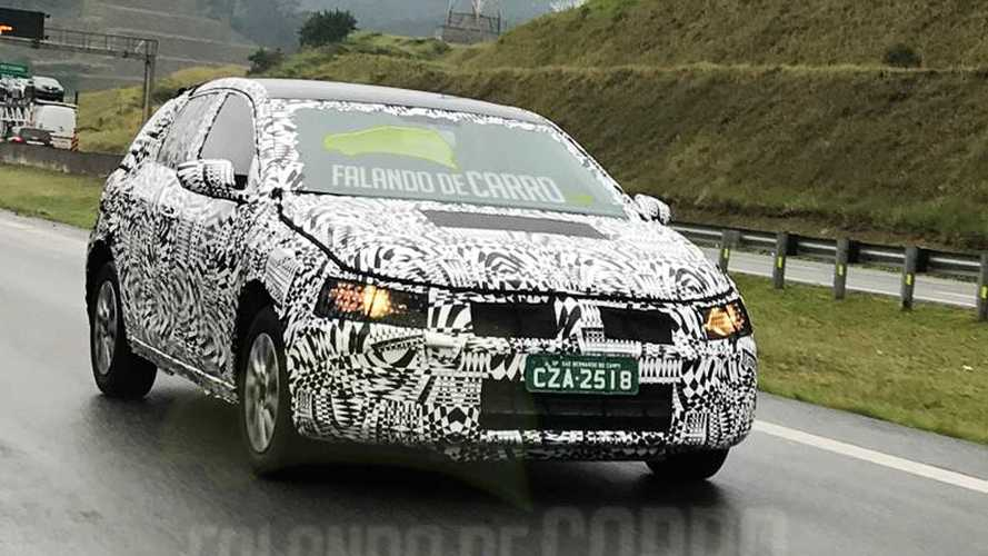 Novo VW Polo 2018 - Mais flagras e data oficial de estreia