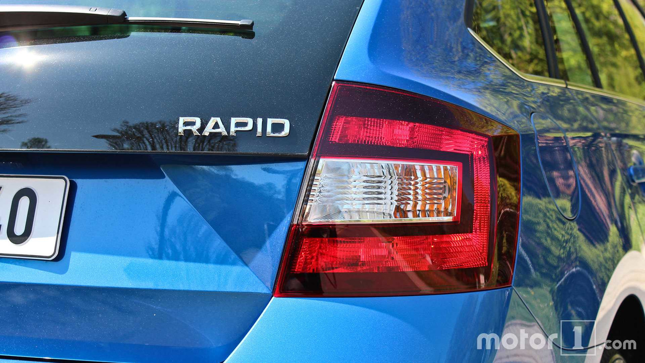 Essai Škoda Rapid Spaceback restylée 2017