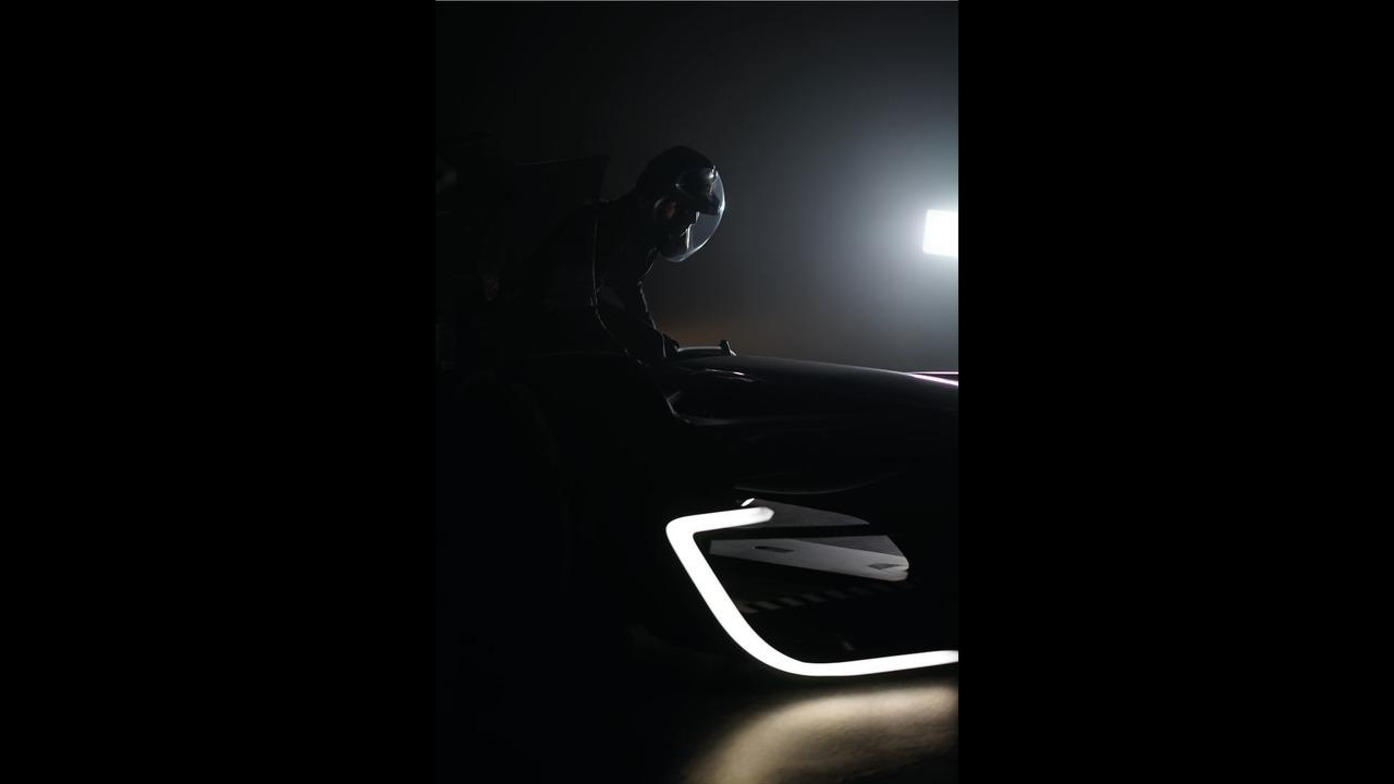 Renault R.S. 2027 Vision concept teaser image