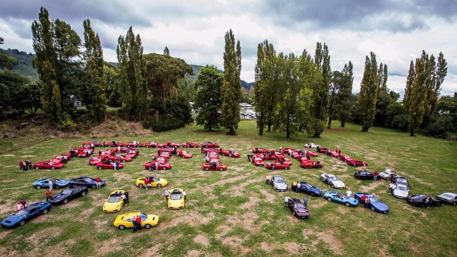 VIDÉO - Les célébrations des 70 ans de Ferrari ont débuté