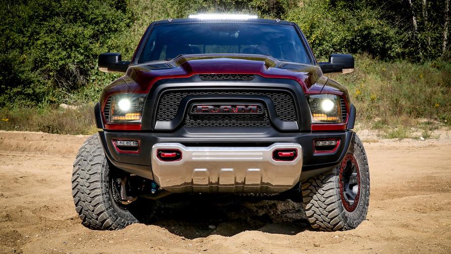 Un Dodge Ram plus puissant pour tacler le Ford F-150 Raptor
