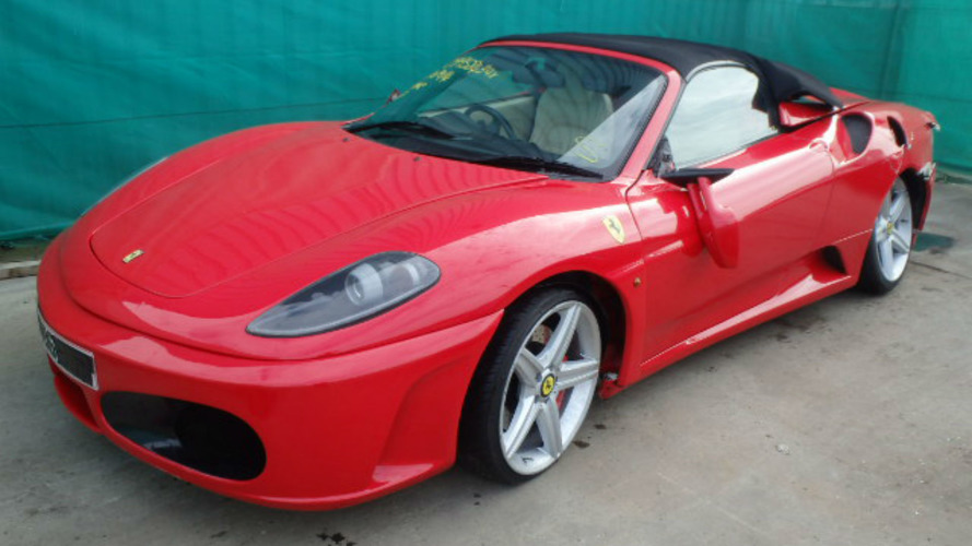 Fake Ferrari driver jailed after insurance scam