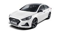 2017 Hyundai Sonata Makyaj