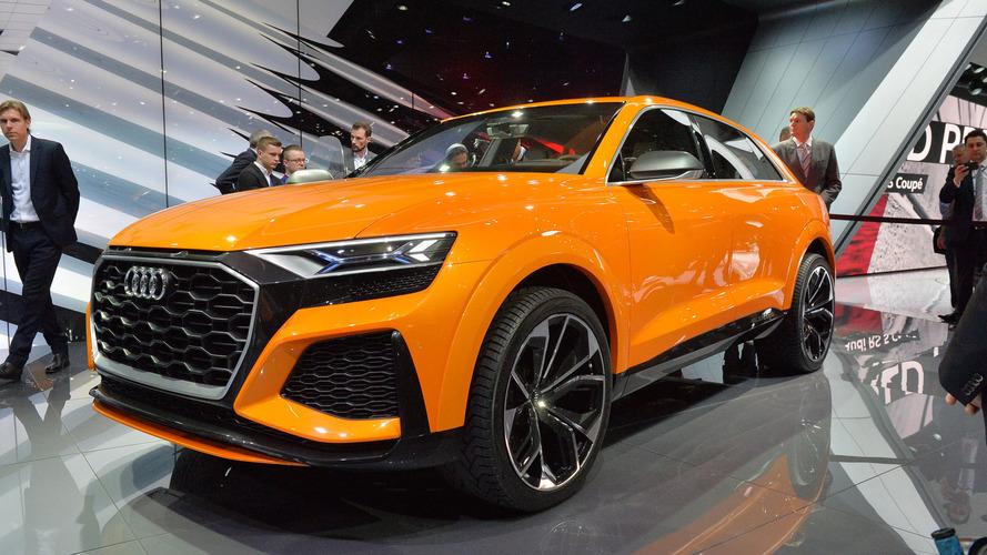 Genève 2017 – Q8 Sport concept, le futur SUV haute-performance de chez Audi