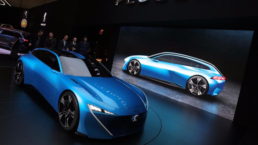Genève 2017 - L'Instinct de Peugeot nous plonge dans le futur
