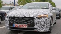 Opel Insignia OPC, fotos espía