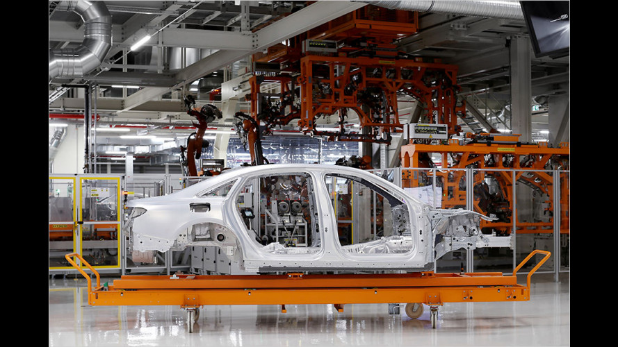 Neuer Audi A8 (2017): Schwerer Leichtbau