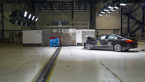 2017 BMW 5 Series Euro NCAP Crash Test