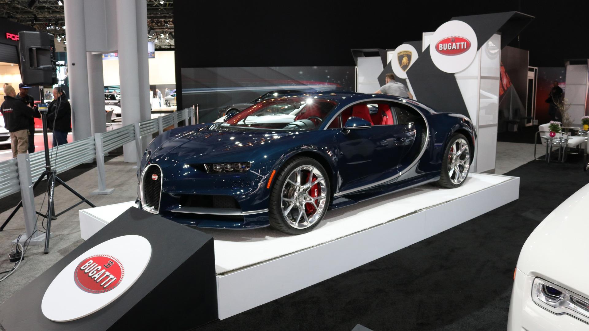 U S Spec At 2017 New York Auto Show