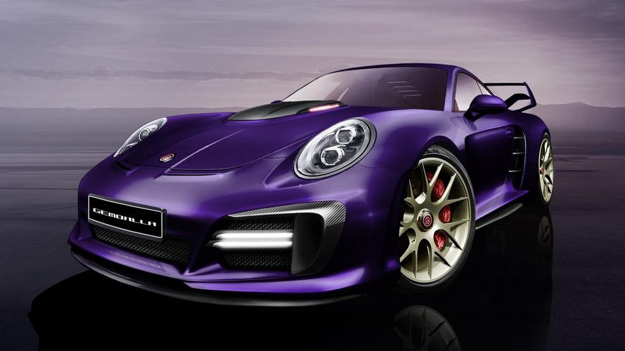 """Irmão """"malvado"""" do Porsche 911, Gemballa Avalanche estará em Genebra"""