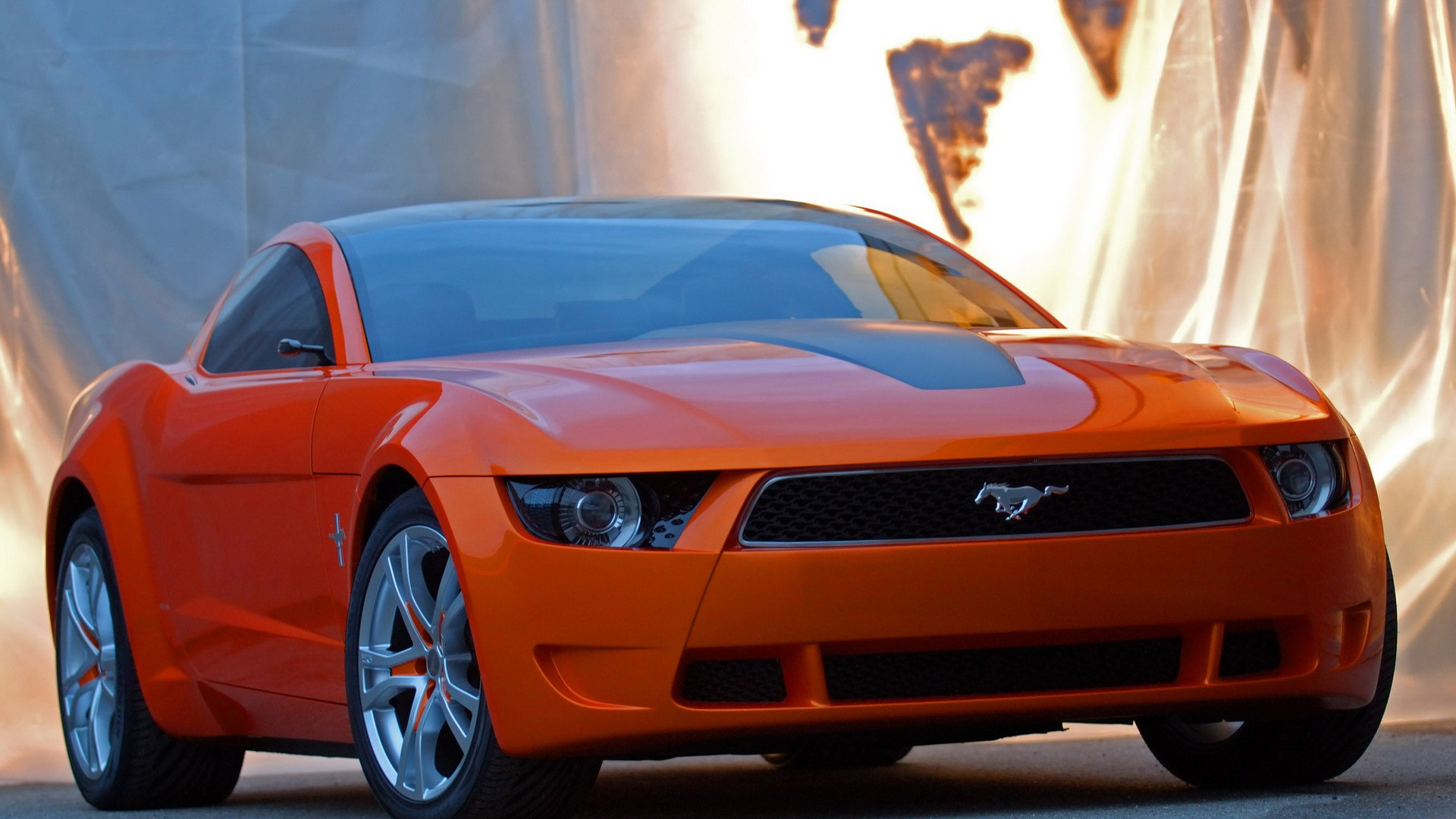 2006 ford mustang giugiaro concept we forgot