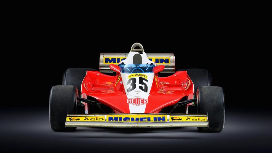 Un Ferrari 312 T3 de 1978, a la venta