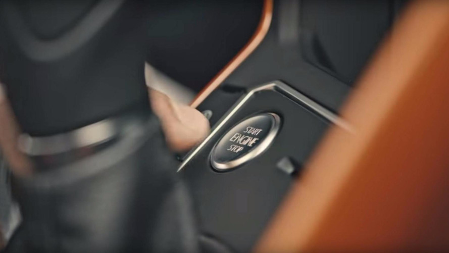 Vídeo teaser do novo VW Polo