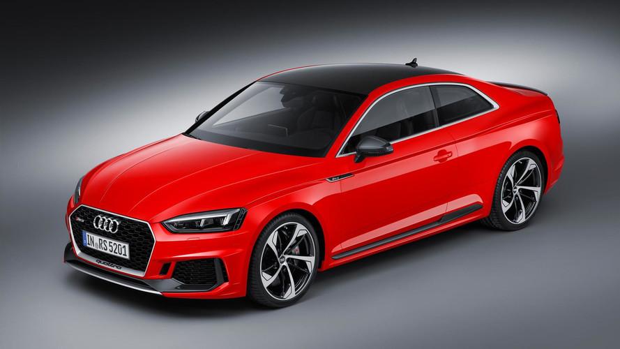 Hot Audi RS5 makes UK range debut starting at £69k