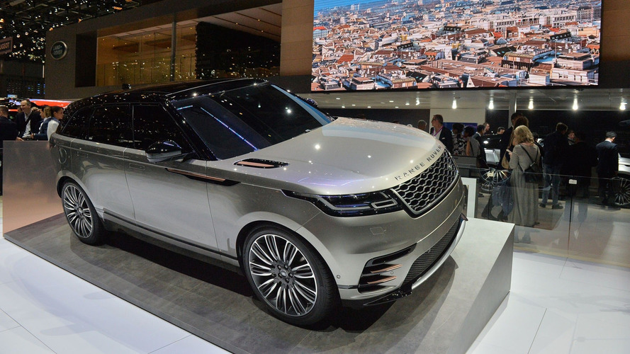 Land Rover Range Rover Velar is Evoque's stylish bigger brother