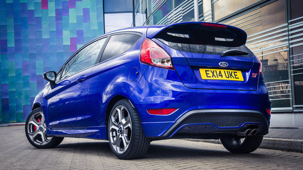 Ford fiesta st3 three door 2018 ford fiesta st
