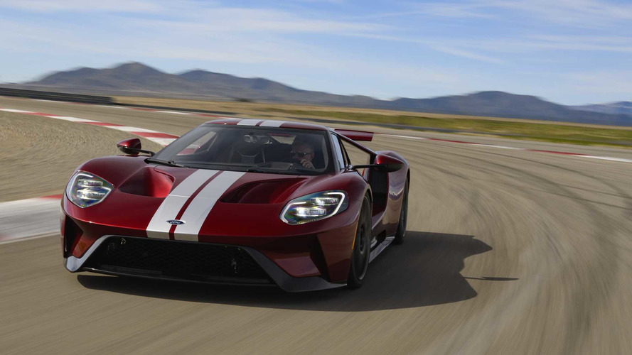 Ford GT - Face au succès, Ford augmente (encore) la production