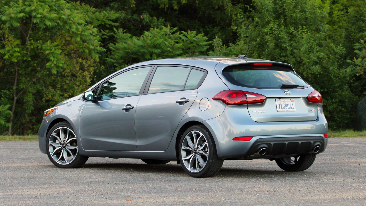 2017 Kia Forte5 Review