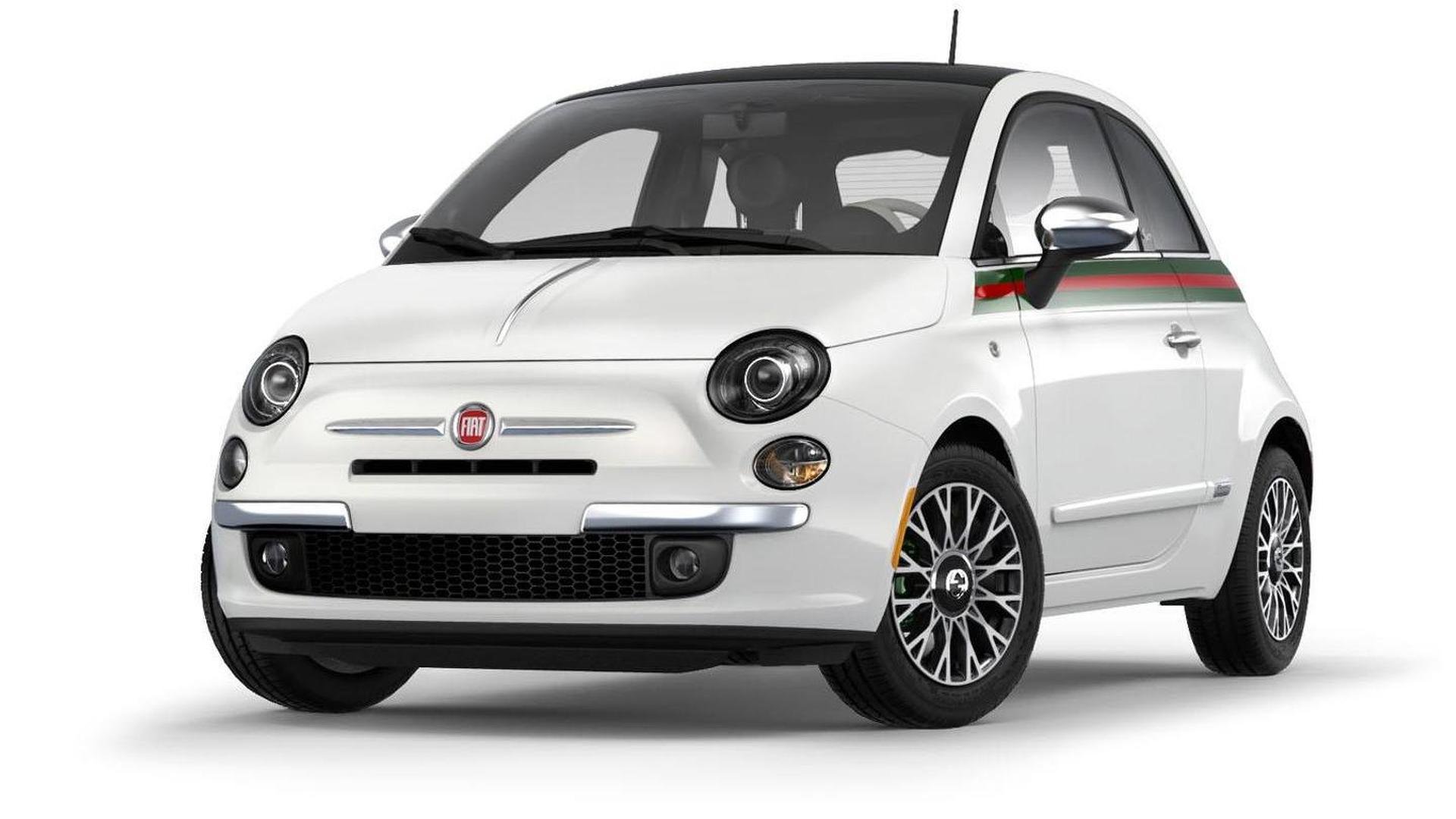 Gucci Fiat 500 >> 2013 Fiat 500 Gucci Edition Announced