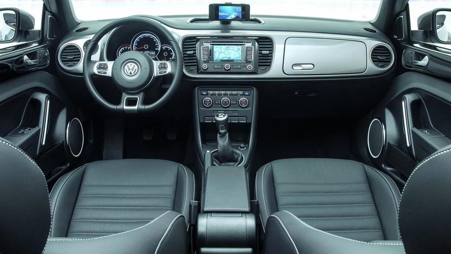 Volkswagen iBeetle presented at Auto Shanghai