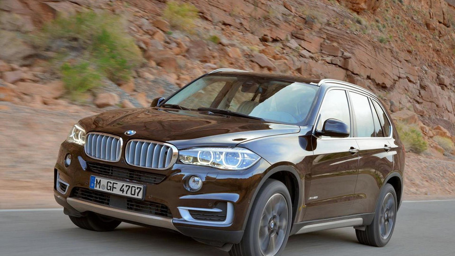 2014 BMW X5 priced from 53,725 USD