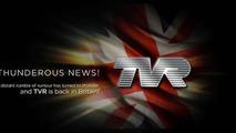 TVR revival announcement 10.06.2013