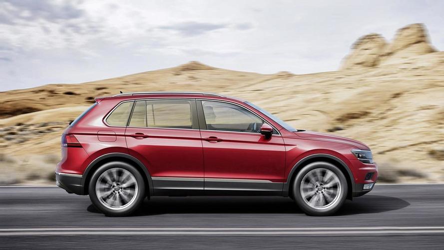 Volkswagen Tiguan – лидер российского рынка дизельных автомобилей