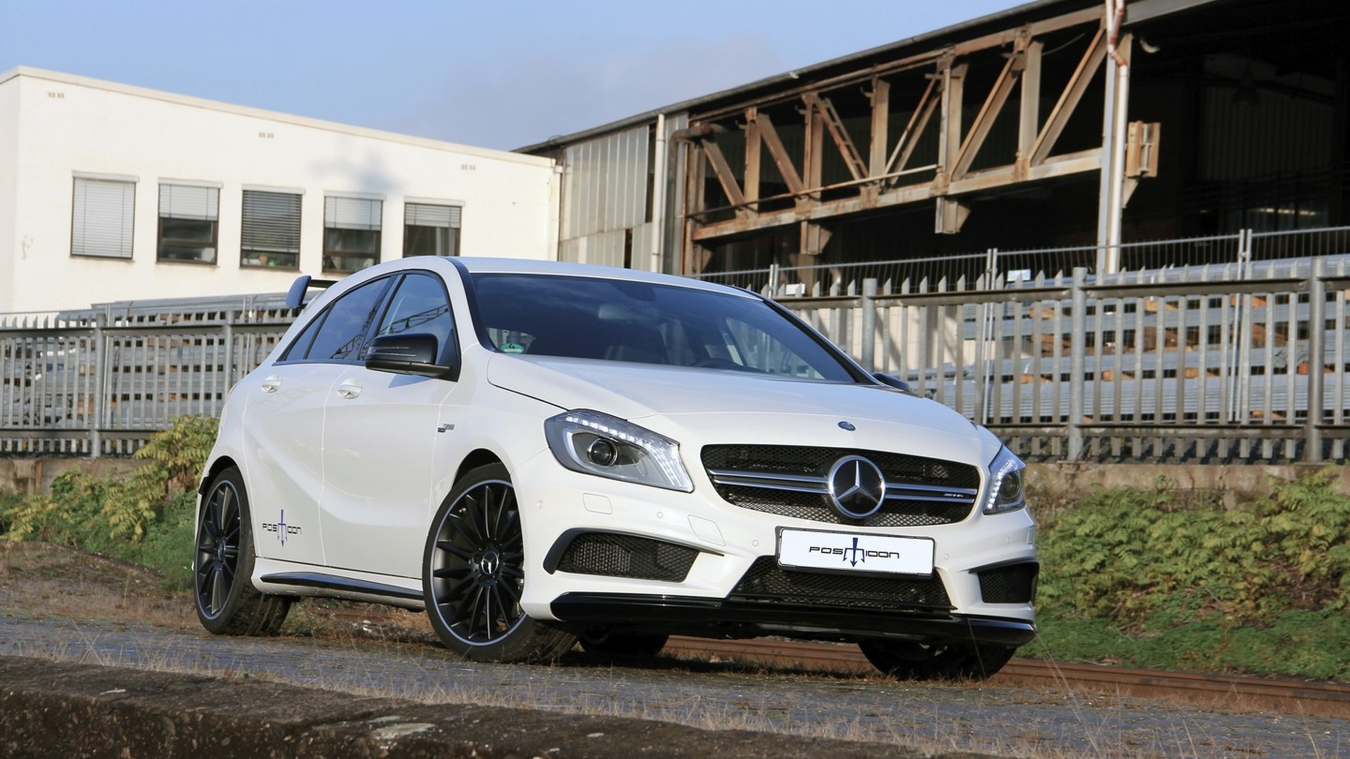 Tuner extracts 485 hp from Mercedes A45 AMG