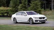US-Spec 2016 BMW 750i xDrive M Sport