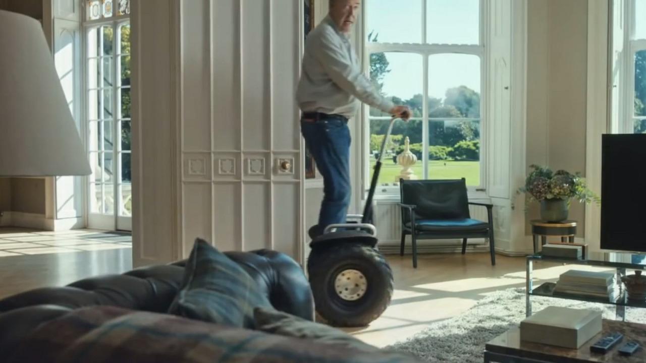 Jeremy Clarkson in Amazon Fire TV ad