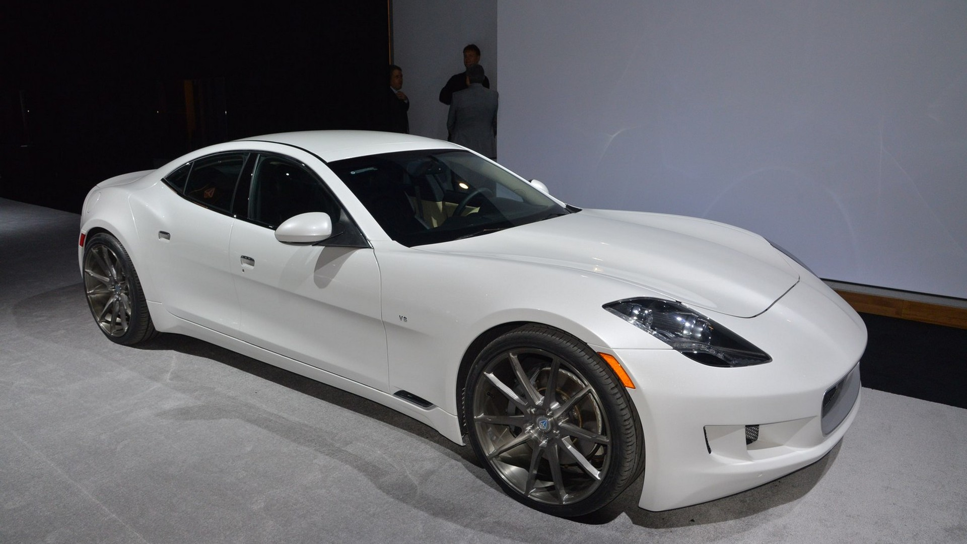Updated Fisker Karma Arrives In Detroit As Supercharged Vlf Destino Video