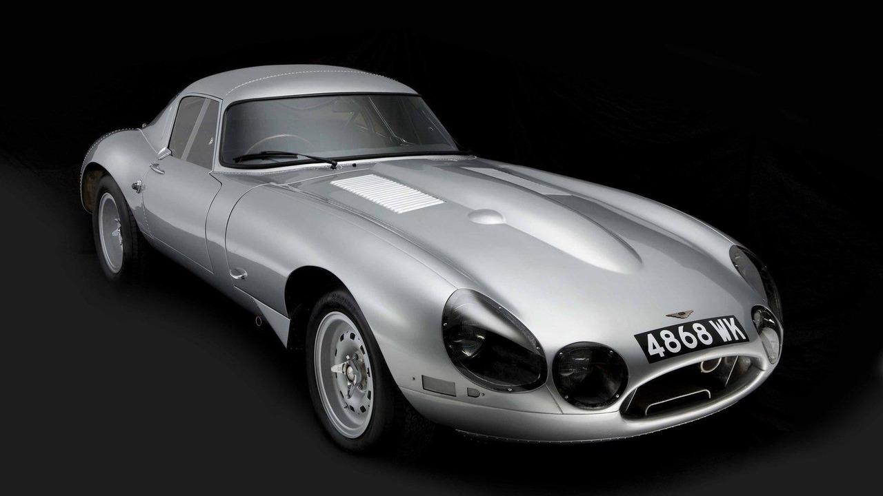 Only Lindner Nocker Jaguar E-Type restored 06.05.2011