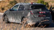 2014 / 2015 Nissan Almera spy photo 21.11.2013