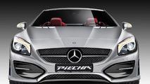 Mercedes SL Avalange GT-R by JMS & PIECHA Design