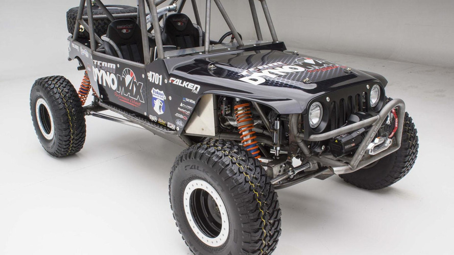 Mopar gears up for the King of Hammers off-road race