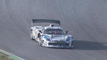 Ferrari LMP1 prototype spy photo