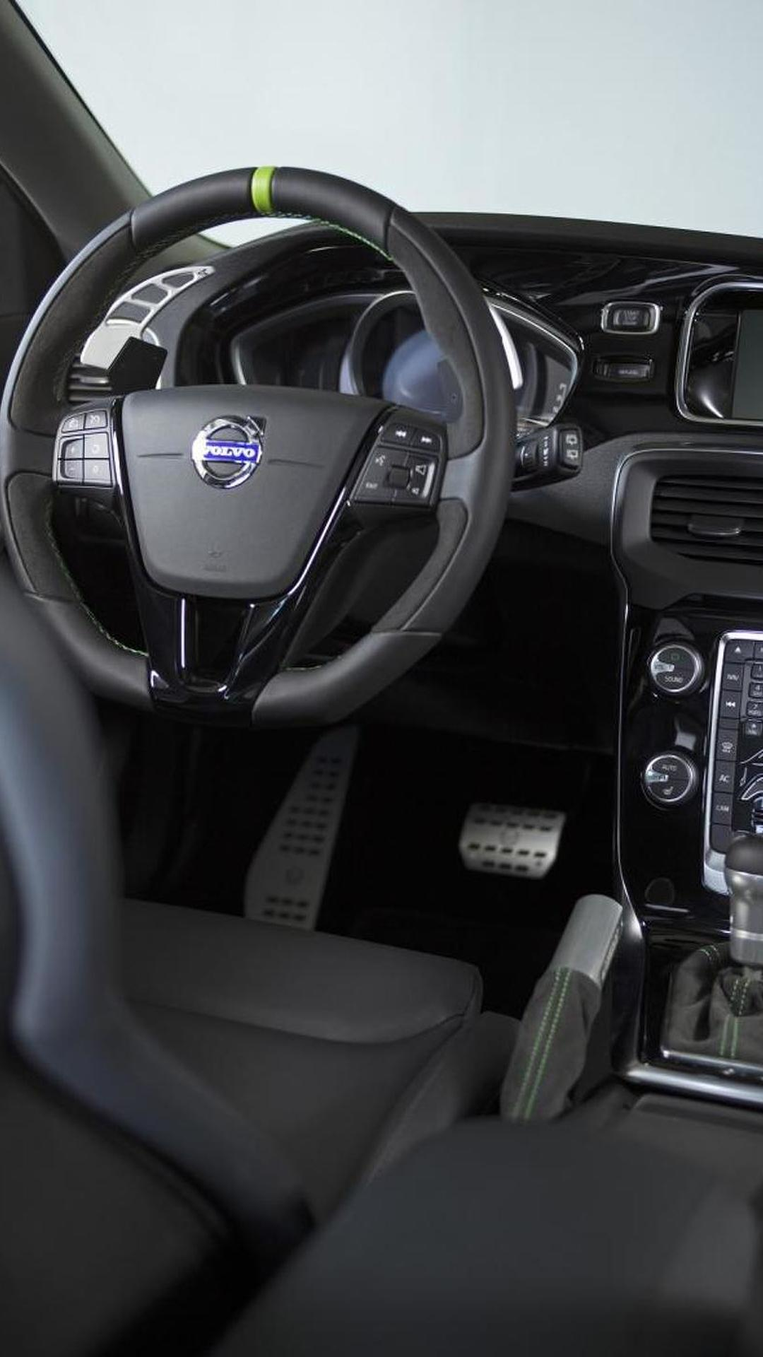 Heico Sportiv Volvo V40 T5 HPC revealed