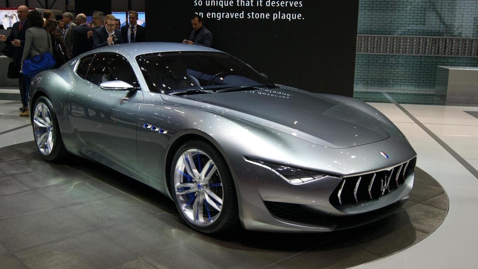 Maserati Alfieri Reportedly Pushed Back Until 2020