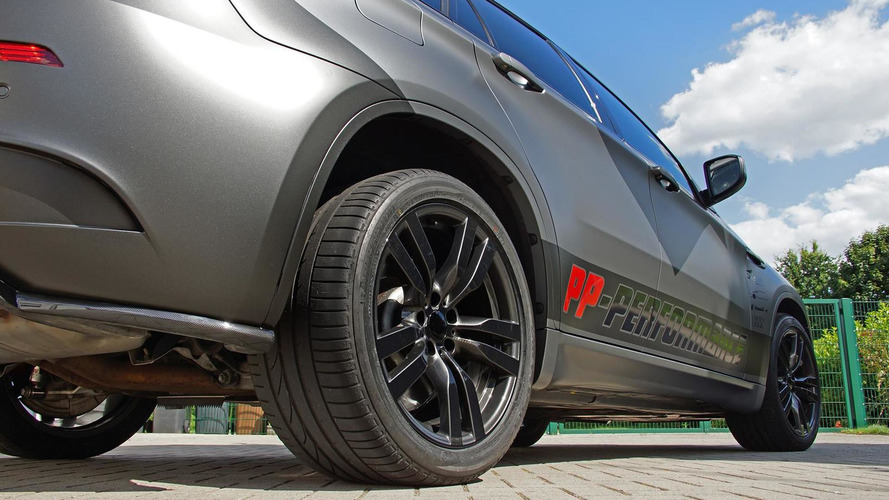 BMW X6M modified by Cam Shaft [video]