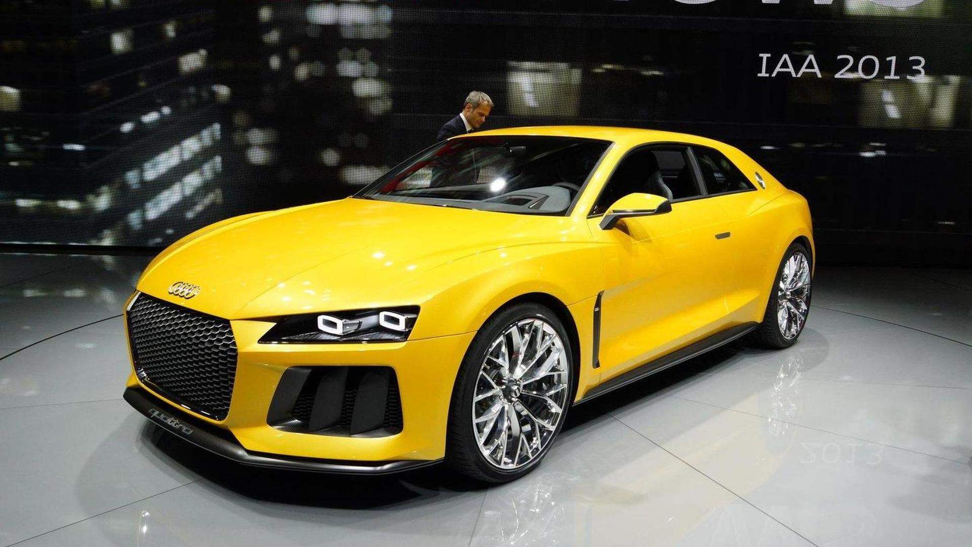 Audi Sport Quattro Confirmed Dead New Rs Models Coming