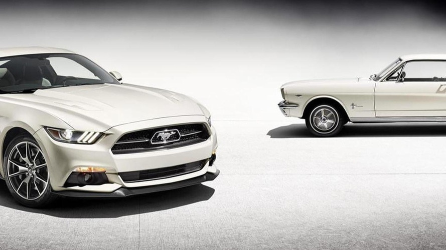 1,964th Ford Mustang 50 Year Limited Edition going up for auction