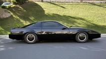 KITT replica car