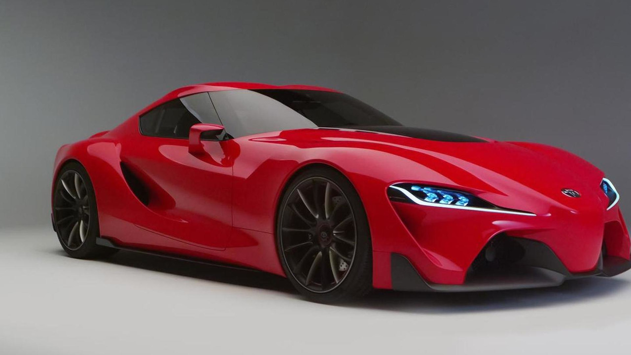 Gallery Toyota Says Bmw Co Developed Sportscar Could Be A Convertible